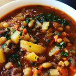 Sardinian Minestrone Soup