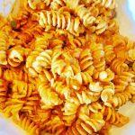 Savory Pumpkin and Sage Fusilli Pasta